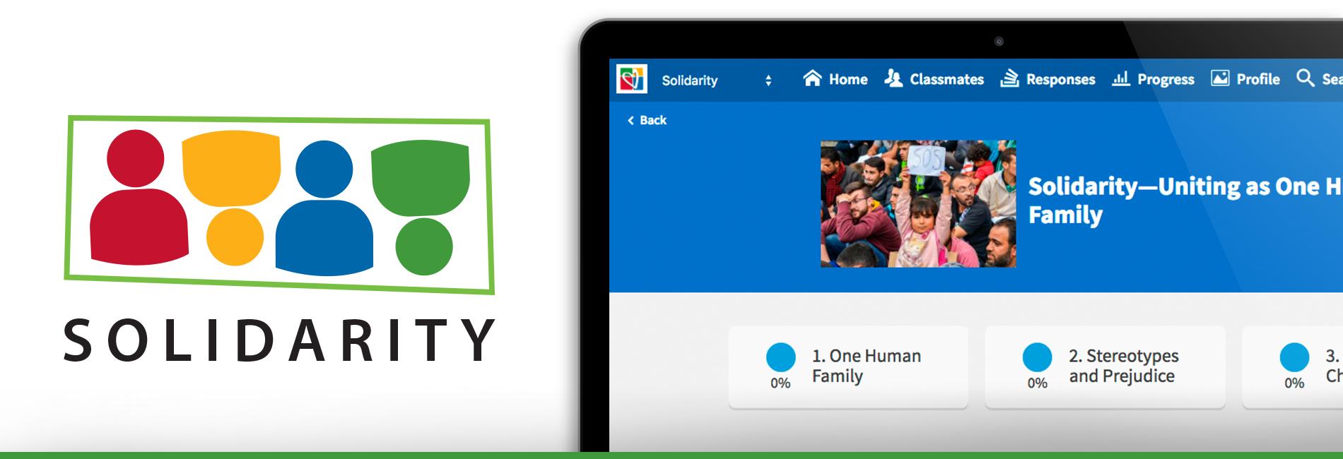 Solidarity Online Interactive Prayer