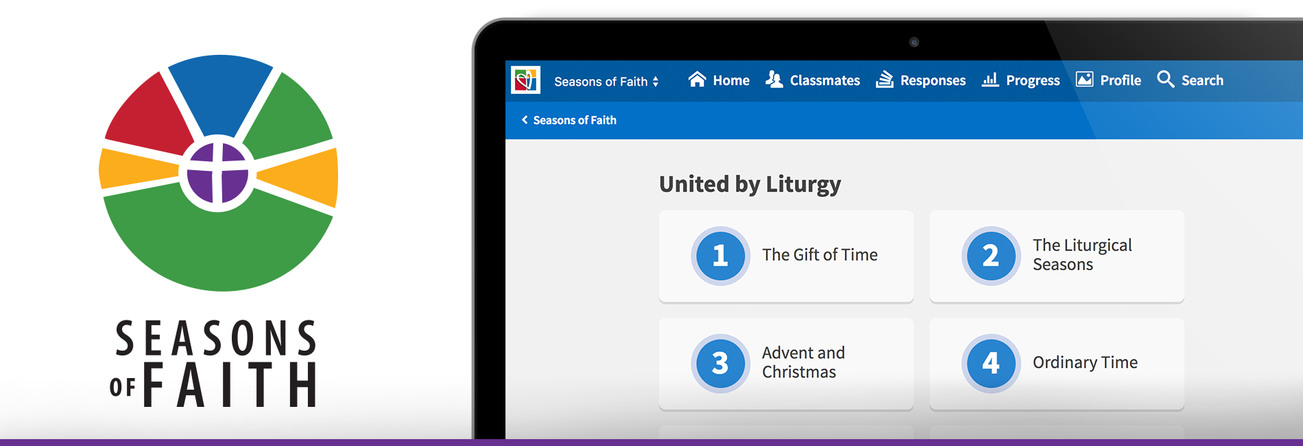 Seasons of Faith Online eLearning Course