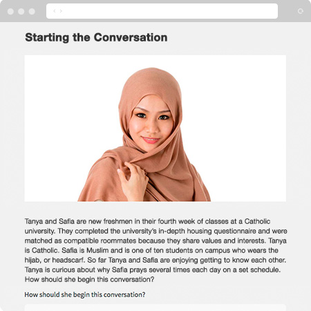 Understanding Racism Online Course discussion examples